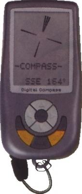 Digital compass  North -1