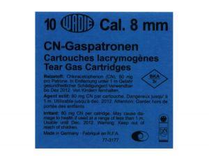 Gas Cartridges CN Cal. 8mm