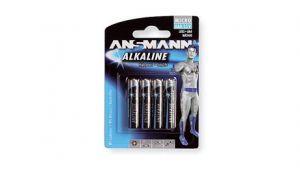 Alkaline battery 1.5V AAA