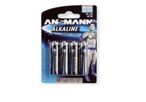 Alkaline Battery Ansmann 1.5V AA