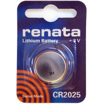 Lithium Battery CR2025