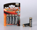 Alkaline batteries Premium AA / R6 blister 4