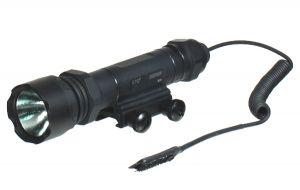 Flashlight for CARBINES / RIFLES