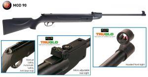 AIR RIFLE HATSAN MOD.90 5.5mm