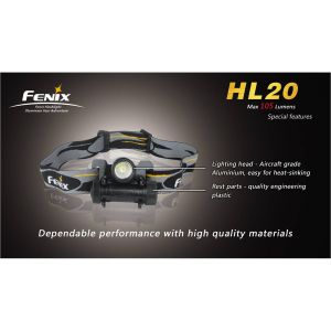 Head Lamp Fenix HL20