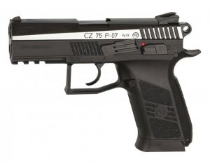 Air Pistol CZ-75 P-07 Duty