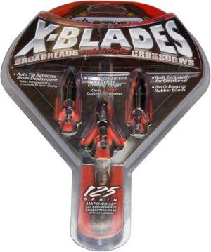 Broadheads Barnett X Blade