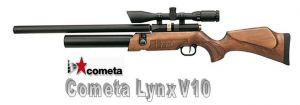 Air rifle Cometa Lynx V10 400 CC 4.5 mm.