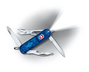 KNIFE Victorinox Mod. Midnite Manager Sapphire