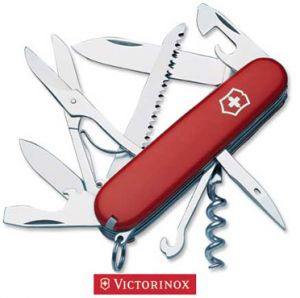 KNIFE Victorinox Mod. Huntsman