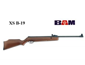 Air rifle BAM XS-B19 4.5mm