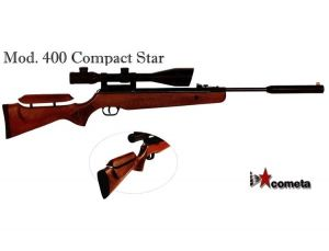 AIR RIFLE COMETA MOD.400 COMPACT STAR 6.35mm.