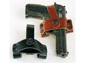 LEATHER HOLSTER JORALTI STRAP