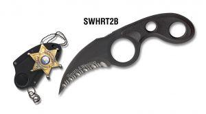 KNIFE S&W SWHRT2B