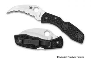 Knife Spyderco C106SBK
