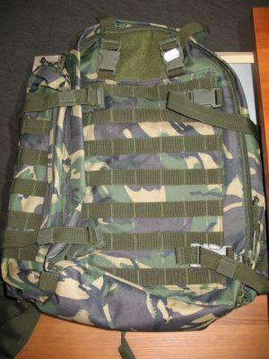 TACTICAL BACKPACK STORM PACK DPM