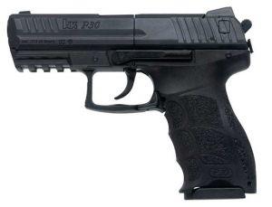 Air Pistol H & K P30