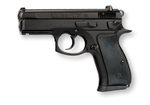 Air pistol CZ 75D Compact Black 4.5 mm.