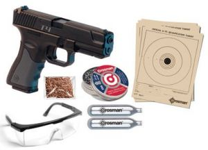 Air pistol Crosman T4 Kit 4.5mm