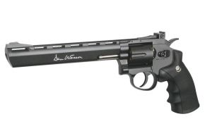 "Air revolver Dan Wesson-8 ""4.5mm"