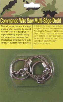 Wire saw Commando