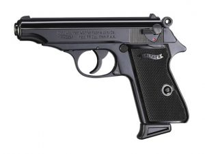 BLANK PISTOL WALTHER PP