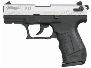 BLANK PISTOL WALTHER P 22 - HROM