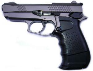 Blank pistol Blow Class fume