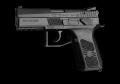 Air Pistol CZ-75 P-07 Duty 4.5 mm